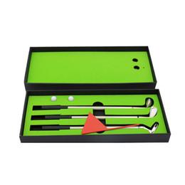$enCountryForm.capitalKeyWord UK - 3PCS Mini Golf Balls Toy Portable Desktop Golf Ballpoint Pen Flag Gift Set
