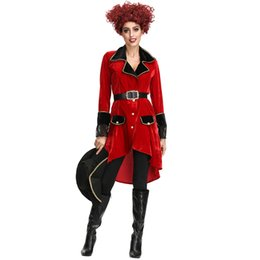 $enCountryForm.capitalKeyWord Australia - Cross-border e-commerce supply of high-quality Halloween costumes Female Pirate clothes 2019 new Christmas clothes