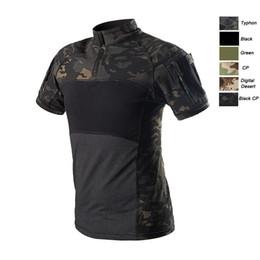 $enCountryForm.capitalKeyWord Australia - Outdoor Woodland Hunting Shooting US Battle Dress Uniform Tactical BDU Army Combat Clothing Camo Shirt Camouflage T-Shirt NO05-014