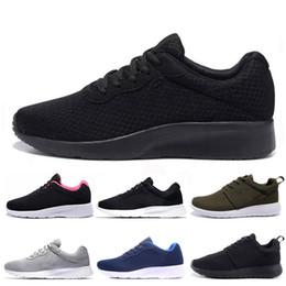 $enCountryForm.capitalKeyWord Australia - cheap Designer Tanjun Run Running Shoes for men women black low Lightweight Breathable London Olympic Sports Sneaker Trainers size 36-45