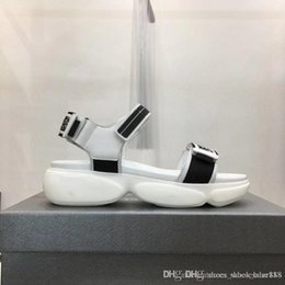$enCountryForm.capitalKeyWord Australia - New style platform platform sandals, Simple and comfortable small height Increasing women shoes Fine cowhide sandals