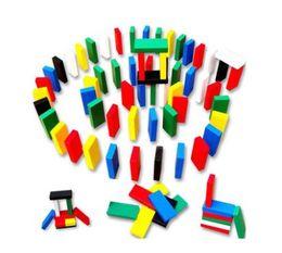 Domino Blocks Australia - Block Accessories suzakoo block game Building Construction toy Domino-game for children playing