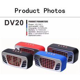 $enCountryForm.capitalKeyWord Canada - 2019 DV20 car model Bluetooth speaker outdoor portable wireless good sound quality Bluetooth bass sound box for gift