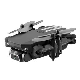 LS 4K HD WIFI FPV Foldable Mini Drone, Take Photo by Gesture, Trajectory Flight, Beauty Filter, Altitude Hold, 360° Flip Quadcopter,3-1 on Sale