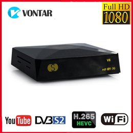 decoder keys NZ - S-V6 TV Box DVB-S2 Receptor Satelite Digital Satellite Receiver Support Xtream NOVA 2xUSB WEB 3G Biss Key DVB S2 Decoder V6S