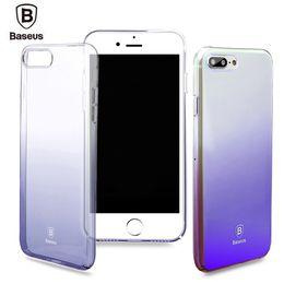 Baseus Cases Australia - Baseus Glaze Case Ultra Slim PC Protective Skin for iPhone 7 Plus