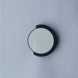 Vente en gros Support de support de téléphone universel pour sublimation bricolage personnalisé avec un bouton de bague vide pour iPhone pour Sumsung avec crochet