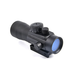 Wholesale B Brand X44 RD Tactical Red Dot Sight Hunting Scope Fit Rail Mount mm mm Riflescope Rifle Sight Scope