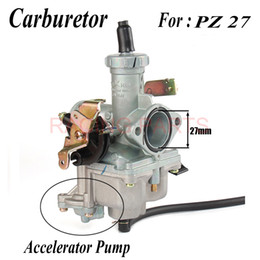 dirt bike carburetor Australia - 27mm 30mm carburetor accelerating pump accelerator for 125cc 150cc 200cc 250cc motorcycle Dirt bike Atv Quad GO kart
