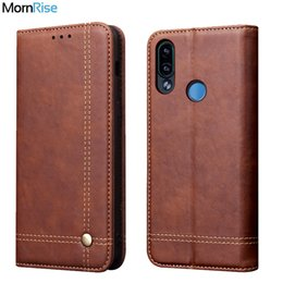 $enCountryForm.capitalKeyWord Australia - Luxury Retro Slim Leather Flip Cover For XiaoMI RedMi Note 7 Case Wallet Card Stand Magnetic Book Cover For Xiomi RedMi 7 Case