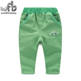 $enCountryForm.capitalKeyWord Australia - Retail 2-8 years pants solid color full-length car casual pants children Kids for spring autumn