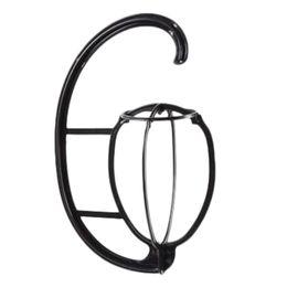 $enCountryForm.capitalKeyWord Australia - Wig Stands Head Hat Cap Holder Plastic Folding Stylish Hook Type Stand Foldable Hats Storage Rack Wigs Support Dryer Tool 0117
