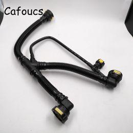 $enCountryForm.capitalKeyWord Australia - Car Engine Crankcase Breather Hose Pipes For Peugeot 206 207 307 308 408 For Citroen C2 c-quatre 1.6 16V
