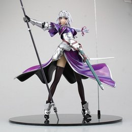 Beautiful Fate Grand Order Figure Joan Of Arc Nero Claudius Caesar Augustus Germanicus Swimsuit Ver Sexy Pvc Figure Model Toys Action & Toy Figures