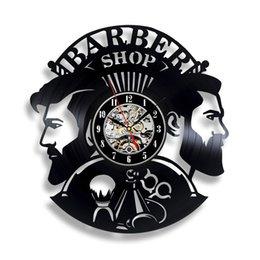 Toptan satış El yapımı Çözümler AB Barber Shop İşaret Logosu 12