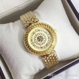 $enCountryForm.capitalKeyWord Australia - Luxury dress lady watch top brand 36mm dial Full Stainless Steel band casual quartz gold watches for women girl Valentine Gift wristwatches
