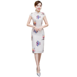 eca23e0f1df4e Chinese Traditional Cotton Printed Dress Online Shopping | Chinese ...
