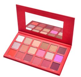 $enCountryForm.capitalKeyWord UK - Top seller makeup palette blood sugar eyeshadow palette 18 colors eyeshadow pressed pigment palette High quality DHL free ship