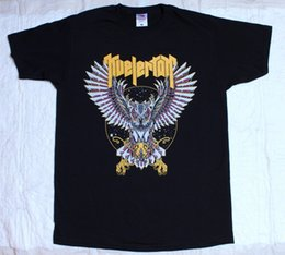 $enCountryForm.capitalKeyWord Australia - KVELERTAK ROBOT OWL NORWEGIAN METAL TURBONEGRO BARONESS NEW BLACK T-SHIRT Men Women Unisex Fashion tshirt Free Shipping black