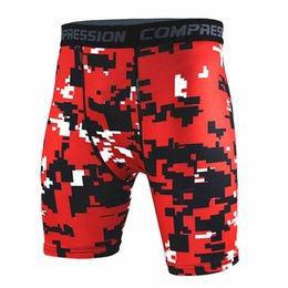 $enCountryForm.capitalKeyWord Australia - Mens Camouflage Tight shorts Running training compression Quick-drying pants Gym jogging Fitness workout Bermuda size S-XXXL