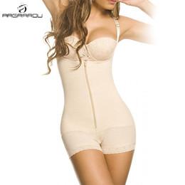 eaf69ea84d Hot Shapers Women Bodysuit Full Body Shaper Waist Trainer Corset Shapewear  Underwear Slimming Briefs Butt Lifter Plus Size S-3XL