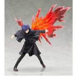 Top children Toys online shopping - Tokyo Ghouls Figures Toka Kirishima Model With Box ARTFX J Figure For Children Popular Top Quality Hot Sale ls D1