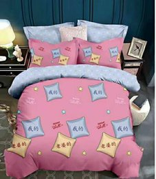 Bedsheet Cotton White Australia - 5pc variety of cosy white dot colored cute bed sheet spring and autumn 100% cotton comfort kids home textile