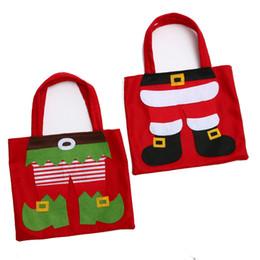 $enCountryForm.capitalKeyWord Australia - 1PCS Christmas Bag Creative Home Party Christmas Bag Souvenir Candy Gift Decorations For Home regali natale N16#F