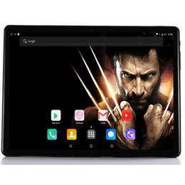 Dual Sim Tablets 4gb Ram Australia - Super 2.5D Tempered Glass IPS 10 Inch 3G 4G LTE FDD Tablet PC 4GB RAM 64GB ROM MTK8752 Octa Core Dual Sim Cards PC Tablets 10.1