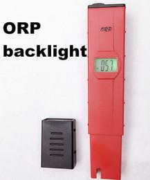 Ph Pens Wholesale Australia - Freeshipping 10pcs lot High Quality ORP-2069 Digital Pen-type Redox Tester ORP meter tester Digital Measure Water or Redox PH