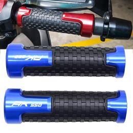 Universal handle bar online shopping - Motorbike Accessories Universal Motorcycles Handlebar Grips MM Handle Bar Motos CNC Hand Bar grip FOR KYMCO AK550 AK