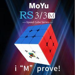 $enCountryForm.capitalKeyWord Australia - Magic Cube Classroom MF3RS3M 3x3x3 Magnetic Magic Cube Puzzle Toy for Brain Training - Colorful