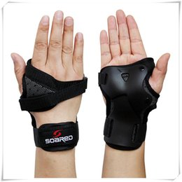 $enCountryForm.capitalKeyWord Australia - Protective Gear Glove Unisex Wrist Guards Support Palm Pads Protector Wrist Supports For Sports Safety Inline Skating Ski Snowboard