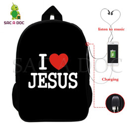 Discount laptop i - I Love Justin Bieber Multifunction Backpack Women Men USB Charging Laptop Backpack for Teenage Girls Boys Fans Travel Ba