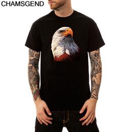 $enCountryForm.capitalKeyWord Australia - CHAMSGEND Shirts Creative Simple Design Eagle Printing Polyester TShirts Men's New Arrival Summer Short Sleeve t-shirt 18.Apr.11