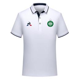 $enCountryForm.capitalKeyWord UK - 2019 2020 Ligue 1 as Saint-Etienne Soccer Polo Shirt Soccer jerseys Football Shirt 18 19 Saint-Etienne white Polo Shirt Soccer jerseys