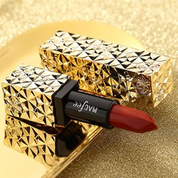 $enCountryForm.capitalKeyWord Australia - LISM Matte Velvet Makeup Lipstick Moisturizing Waterproof Lip Stick Long Lasting Easy To Color Focallure Lipstick Sexy Lips