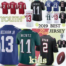 6d12fc0ec Kids new yorK jerseys online shopping - YOUTH Philadelphia New Eagle York  Gaint Atlanta jerseys Falcon