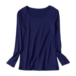 $enCountryForm.capitalKeyWord UK - Yoga Shirt Sports Bra Yoga Top Fitness Sport Shirt Women Autumn And Winter Milk Silk Plus Velvet Base long-sleeved T #294491