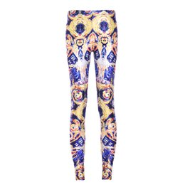 Ladies Wearing Leggings Australia - Girls Leggings House 3D Graphic Full Print Elastic Waist Band Pencil Fit Women Full Length Yoga Wear Pants Lady Runner Jeggings (YLgs3584)