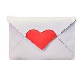 $enCountryForm.capitalKeyWord NZ - Messenger Bag Heart-Shaped Handbags Women Clutches Party Purse Shoulder Messenger Bags Sacoche Femme #Zer