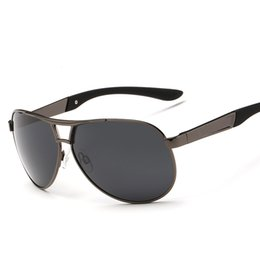 $enCountryForm.capitalKeyWord Australia - Mens Retro Aviation Polarized Driving Sunglasses Classic Driver's Goggles Sun Glasses Metal Frame oculos de sol masculino UV400