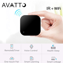 $enCountryForm.capitalKeyWord Australia - AVATTO Smart Home Automation Universal Remote controller Intelligent WIFI+IR Switch Work with APP Amazon Alexa Google Home