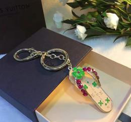 $enCountryForm.capitalKeyWord Australia - 2018 New Brand Perfume Bottle Luxury Keychain Key Chain & Key Ring Holder Keyring Porte Clef Gift Men Women Souvenirs Car Bag Pendant box 03