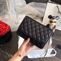 Luxury Chains Australia - Brand designer luxury ladies small chain shoulder bags plaid messenger bag women crossbody hot sale free shipping size:20x14cm