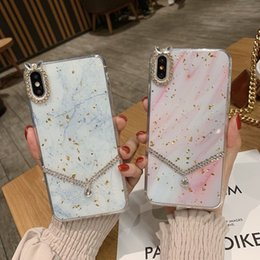 $enCountryForm.capitalKeyWord Canada - Luxury Thick TPU Shell Soft Gel TPU Case Marble Stone Pattern Phone Cases for iPhone 7 8PLUS XR X MAX