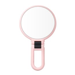 $enCountryForm.capitalKeyWord UK - 1pc Makeup Mirror Cute Flexible 15x Makeup Mirror Magnification Mirror For Bathroom Gifts Bedroom Decor Girls J190717 J190718