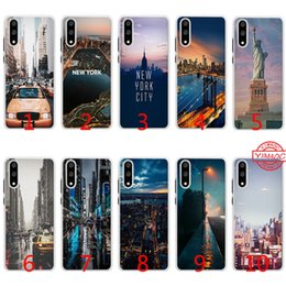 huawei new phones 2019 - New York City Soft Silicone Phone Case for Huawei P10 P20 Lite P8 P9 Lite 2015 2016 2017 P Smart Cover cheap huawei new