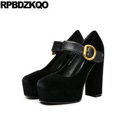 d2369527e Bailarina exótica Zapatos de plataforma verde para mujer Tacones altos  negros Bombas extremas Ultra 12 cm 5 pulgadas Punta redonda Pasarela Fetish  ...