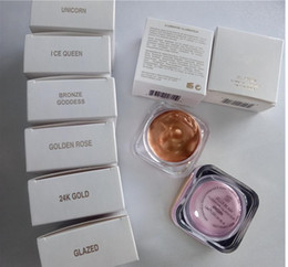 Face Glow Cream Australia - NEW illuminator Liquid Highlighter glow 6 color face make up highlighter free shipping